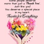 Saying Thank You To Someone Special Twitter
