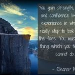 Sayings For Strength And Courage Pinterest