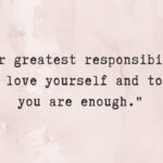 Self Love Quotes Twitter