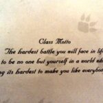 Senior Class Mottos For Graduation Pinterest
