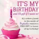September Birthday Quotes