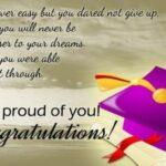 Short Congratulations Quotes For Graduation Tumblr