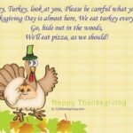 Short Funny Thanksgiving Quotes Facebook