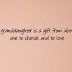 Short Granddaughter Quotes Pinterest