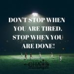 Short Inspirational Soccer Quotes