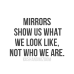 Short Mirror Quotes Facebook