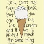 Short Quotes About Ice Cream Twitter
