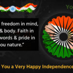Short Quotes On Independence Day Twitter
