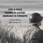 Short War Quotes
