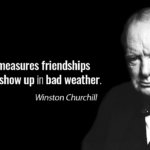 Sir Winston Churchill Quotes On Success