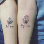 Sisterhood in Ink-The bonds of sisterhood