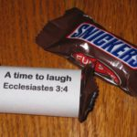 Snickers Bars With Sayings Pinterest
