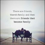Some Friends Are Family Quotes Tumblr