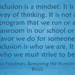 Special Education Inclusion Quotes Twitter