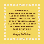 Special Words For Daughter Pinterest