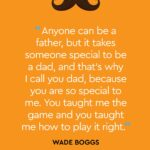 Special Words For Father's Day