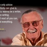 Stan Lee Inspirational Quotes Tumblr