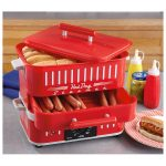 Hot Dog Steamer: Steam Your Own Hot Dogs With A Home Hot Dog Machine!