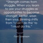 Strength Through Struggle Quotes Tumblr