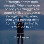 Strength Through Struggle Quotes Tumblr