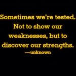 Strength Weakness Quotes Tumblr