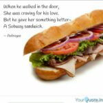 Subway Sandwich Quotes Twitter