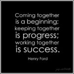 Success Together Quotes Facebook