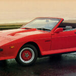 Take a closer look at The TVR Tasmin 200 Sports Car