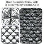 Tangle Patterns Galore – The most complete tangle patterns
