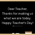 Teachers Day Quotation Facebook