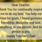 Teachers Day Quotes Facebook