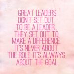Team Leader Quotes Pinterest