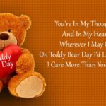 Teddy Bear Gift Quotes Facebook