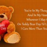 Teddy Bear Gift Quotes Facebook