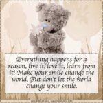 Teddy Bear Quotes Tumblr