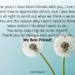 Thank You For Being A Friend Quotes Facebook