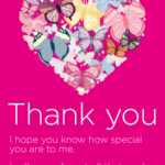Thank You Message For Someone Special Facebook