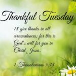 Thankful Tuesday Quotes Facebook