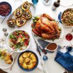 Thanksgiving Dinner – First Thanksgiving Meal