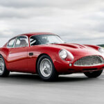 The Aston Martin DB4 GT Zagato