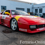 The Ferrari 348 Challenge/Serie Speciale Sports Cars