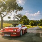 The Ferrari 348 TB and TS Super Car the Moment is Now