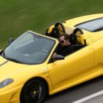 The Ferrari Scuderia Spider 16M Super Car