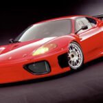 The History and Evolution of The Ferrari 360 GT