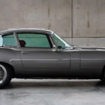 The Jaguar E-Type Series 3 Performance