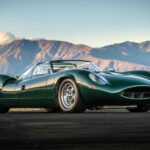 The Jaguar XJ13 Sports Car is the Iconic Sports Car