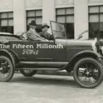 The Life of Henry Ford and his Anniversary & Retirement – September, 1945