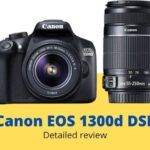 The New Canon Rebel T6/EOS 1300D DSLR Camera Unboxing