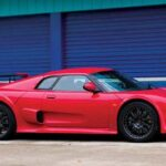The Noble M400 Super Car