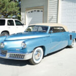 The Official Site of the World's Only Tucker Convertible!